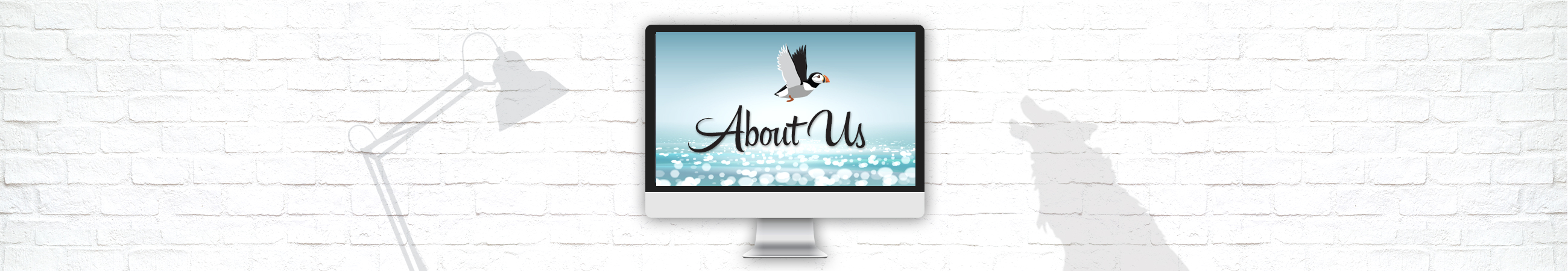 About Us Header – Puffin Digital Graphic Design Dartmouth
