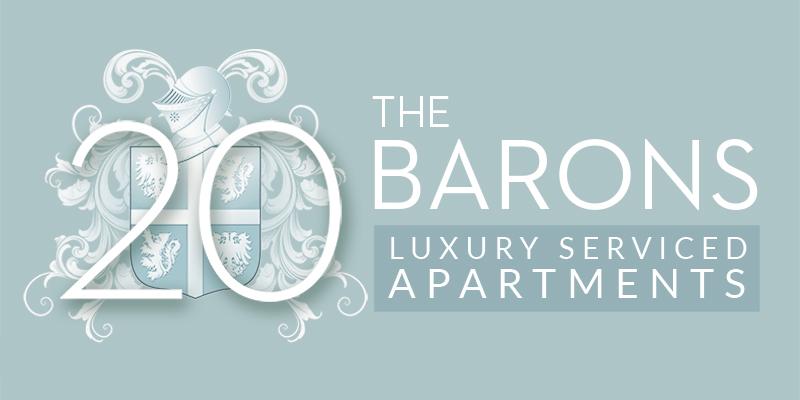 Barons logo horizontal logo