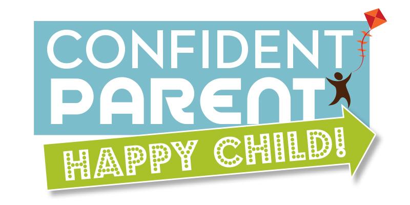 Logo Design for Confident Parent, Happy Child programme