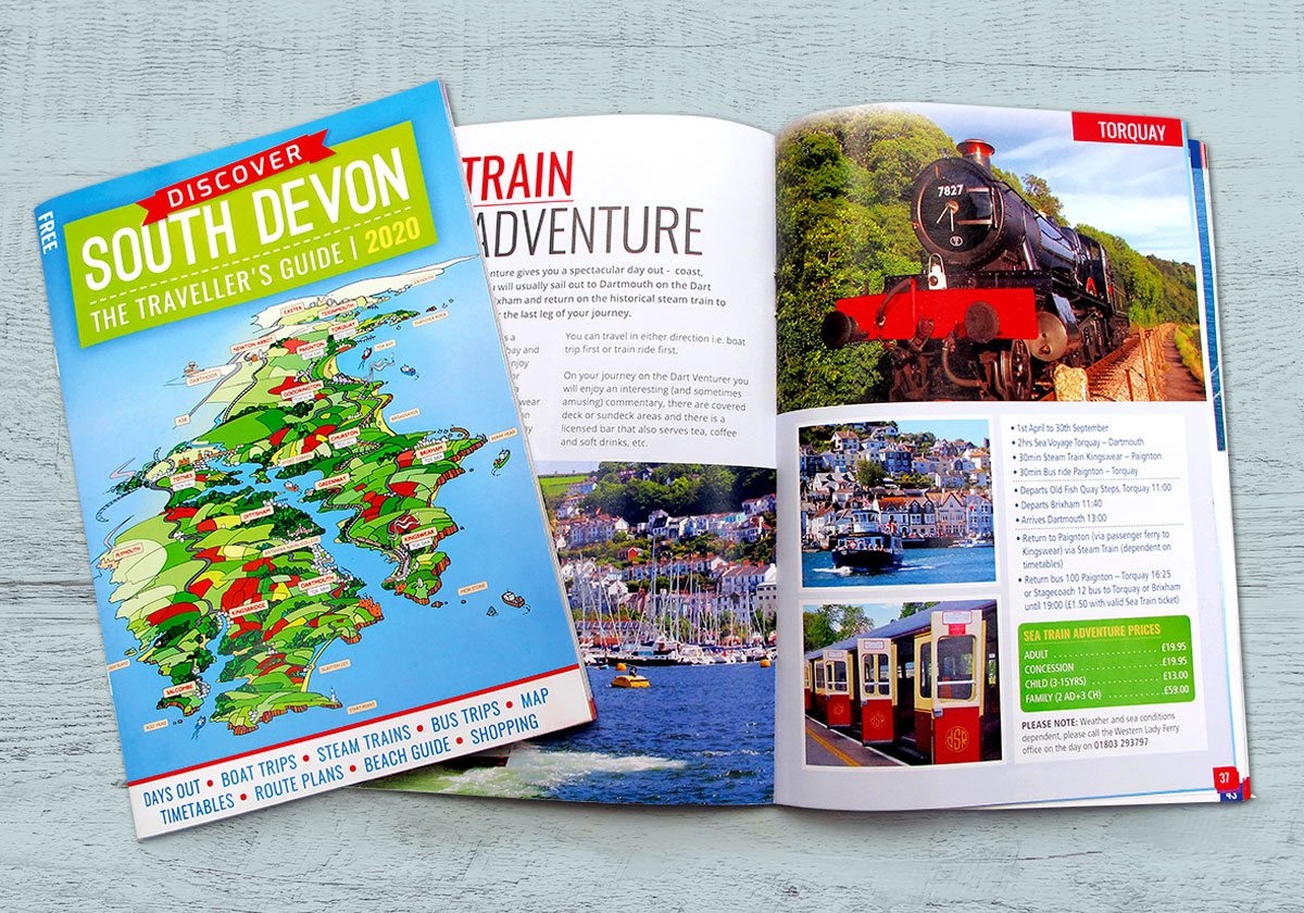 Discover South Devon Brochure