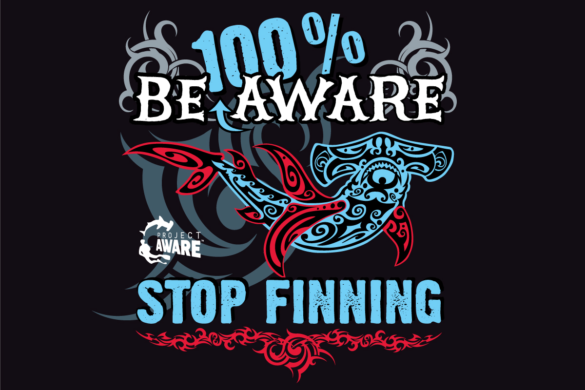 T-Shirt designs for Project Aware