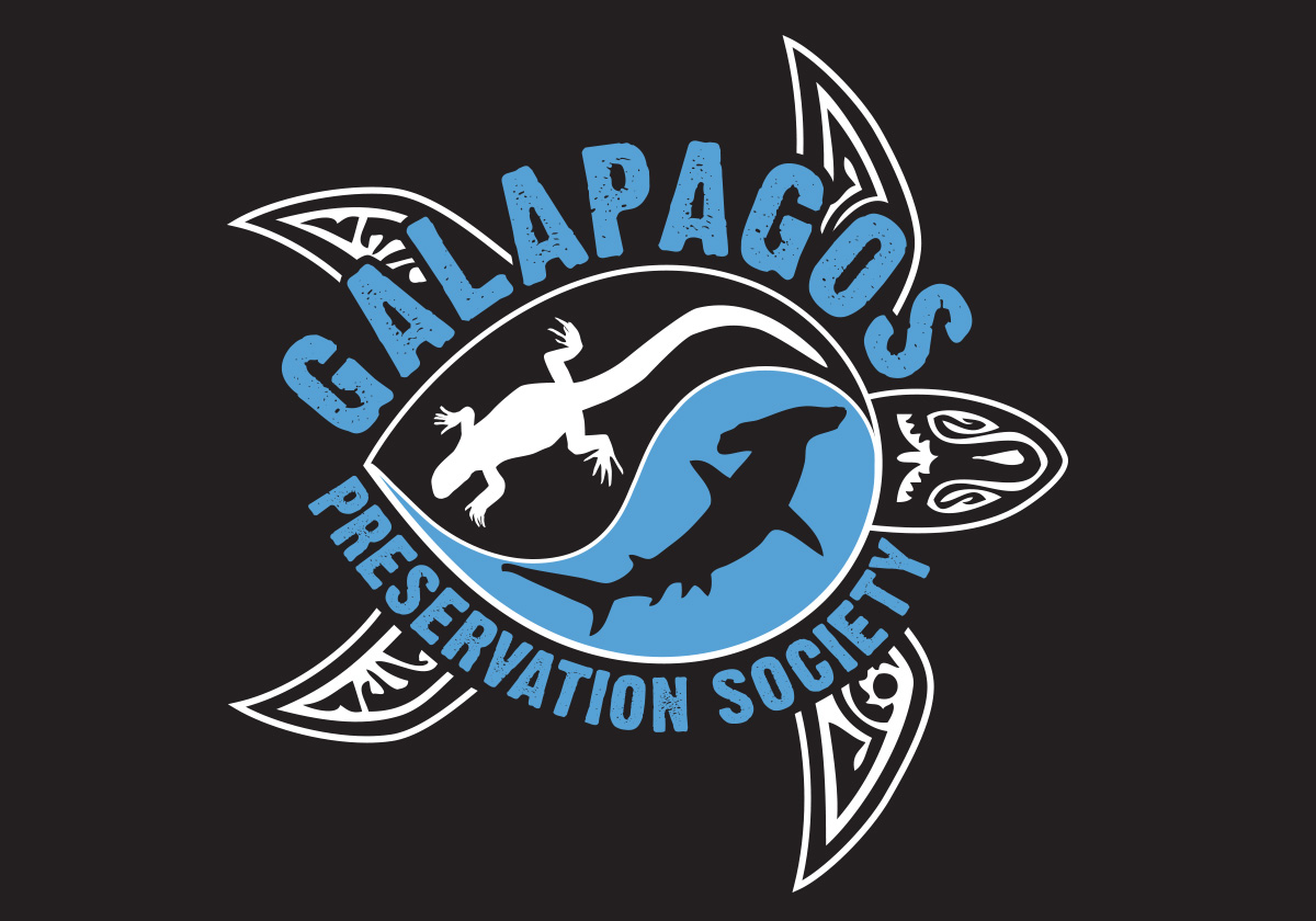 Logo design for Galapagos Preservation Society