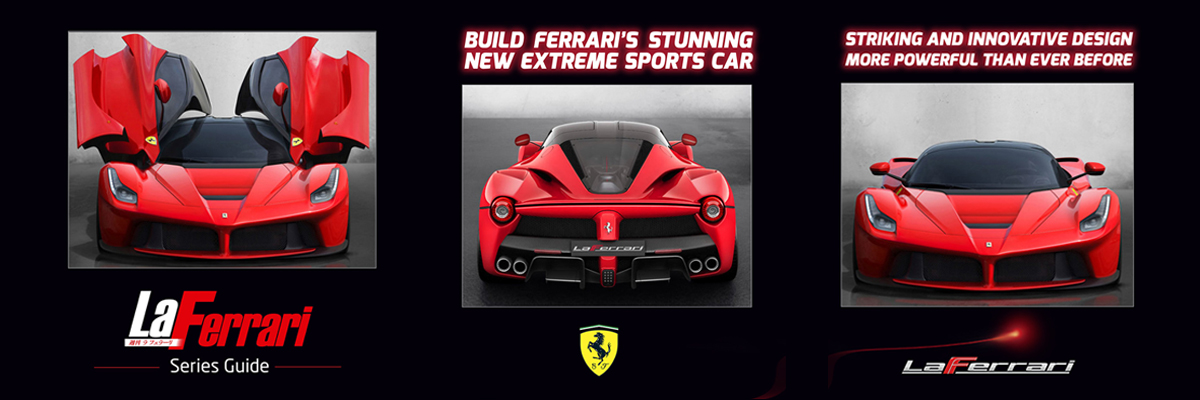 Brand creation for La Ferrari