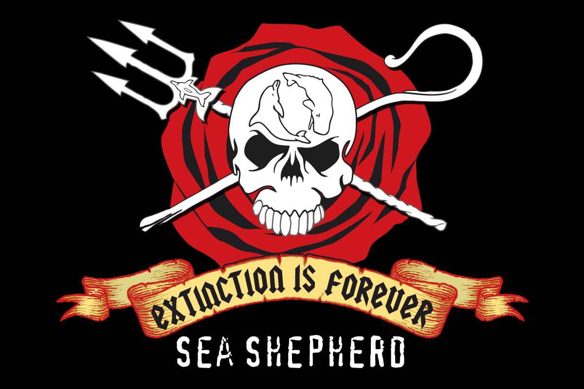 T-Shirt designs for Sea Shepherd