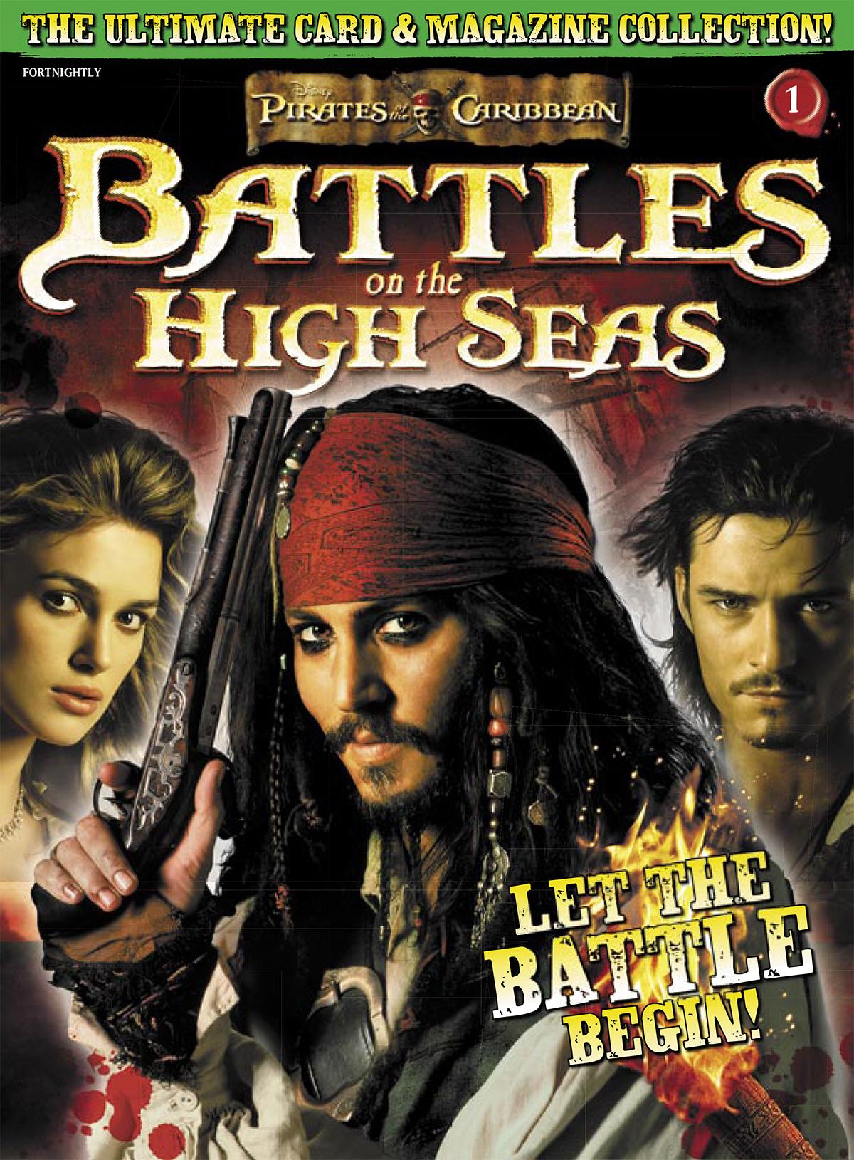 Battles on the High Seas children's magazines