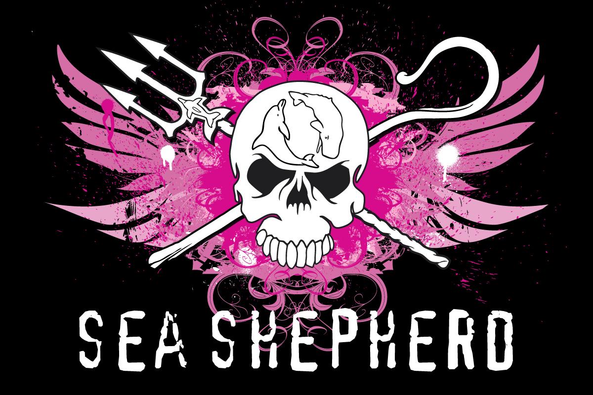 T-Shirt designs for Sea Shepherd