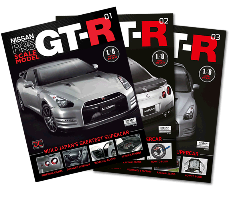 Magazine Covers designed by Puffin Digital